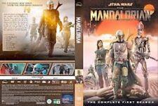 STAR WARS,THE MANDALORIAN SEASON 1 BLU-RAY , 8 Episodes(English Audio and Sub