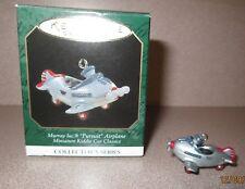 Hallmark miniature Kiddie Car Classics series Murray Airplane