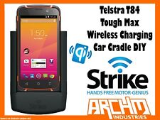 STRIKE ALPHA TELSTRA T84 TOUGH MAX WIRELESS CHARGING CAR CRADLE DIY SECURE HOLD