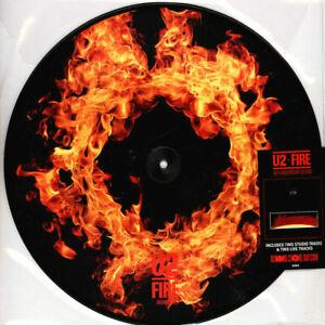 U2 - Fire EP (RSD 2021) 12' picture vinyl