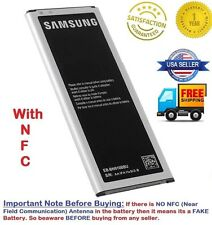 Original OEM Samsung Galaxy Note 4 Battery W NFC-N9100 EB-BN910BBU 3220mAh