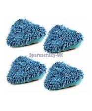 4 Dampf-Mop Reinigungspads zum anpassen VAX S5C Harte Fußböden Microfasertuch