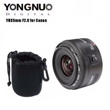 Yongnuo YN35mm F/2.0 Large Aperture Fixed Auto Focus for Canon EOS DSLR Camera