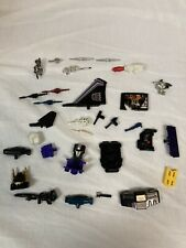 Transformers Action Figure Parts Accessories Lot Vintage 1980s  Toys Guns, Cover