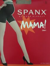 NWT SPANX MAMA SHORTS, SHEERS, TIGHTS; Full Length Maternity ASSRTD SZS & Colors
