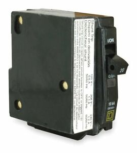 Square D - QO2401021 - Plug In Circuit Breaker, 40A, 2P, 10kA, 240V