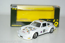 SOLIDO 68 PORSCHE 934 RALLY WHITE MINT BOXED RARE SELTEN!