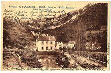 CPA 39 Jura Gizia Villa Suzanne