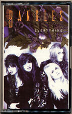 THE BANGLES  Everything  COMPACT CASSETTE