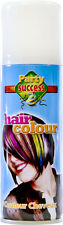 LAQUE COLOR COULEUR BLANC  125 ML MAQUILLAGE DEGUISEMENT DISCO HALLOWEEN LG