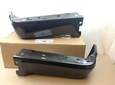 Ford F-150 Paint To Match Rear BUMPER Without Reverse Sensors OEM 9L3Z-17906-C