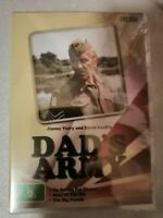DAD'S ARMY - 3 EARLY BBC EPISODES (1969) RARE Australian Time Life Issue on DVD!