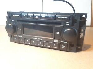 Chrysler PT Cruiser Genuine CD Player Radio Stereo Head Unit P05064065AF