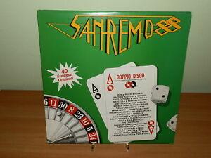 SANREMO 88 VINILE VINYL 2 LP USATO SICURO