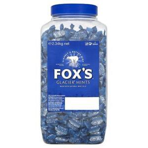 Fox's Glacier Mints Jar 1.7 kg