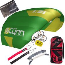 Peter Lynn UNIQ Play 1.5M 1.5 Meter Single Skin Power Stunt Trainer Kite 2-Line
