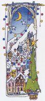 Christmas Lights II - Michael Powell Cross Stitch Art - New Chart Pack