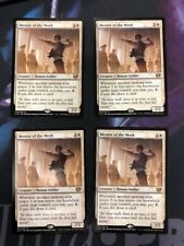 4x  Mentor of the Meek  Commander 2014 Mtg