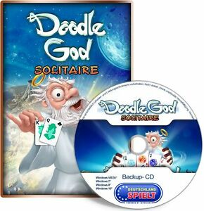 Doodle God - Solitaire - PC - Windows VISTA / 7 / 8 / 10