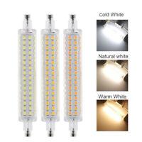 Sn _ 5W 78mm R7S 2835 SMD LED Maïs Ampoule Remplacement Lampe Halogène Floodli