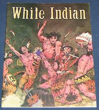 White Indian Frank Frazetta Golden Age Reprints Pure Imagination 1981 VF