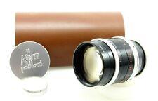 Kern Paillard SWITAR 75mm 1.9 Movie Camera Lens C MOUNT Bolex H16 RX - UK SELLER