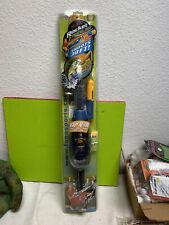New Kids Roland Martin Rocket Fishing Rod Shoots 30Ft,Safety Bobber,Fogo Sports