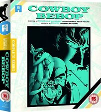 Cowboy Bebop . The Complete Series Collection . 01-26 . Anime . 4 Blu-ray . NEU