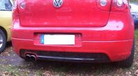 VW Golf 5 V Heckansatz Heckschürze Stoßstange GT GTI TDI R32 NEU