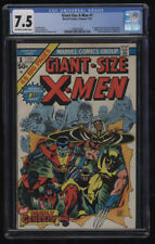 Giant Size X-Men #1 CGC 7.5 OW-W Pages 1st New Team 2nd Wolverine
