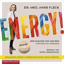 Energy!: Der gesunde Weg aus dem Müdigkeitslabyrint... | Buch | Zustand sehr gut