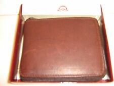 Men's East West Hand Crafted Wallet