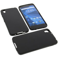 Case for Blackberry Dtek50 Cell Phone Pocket Cases TPU Rubber Case Black