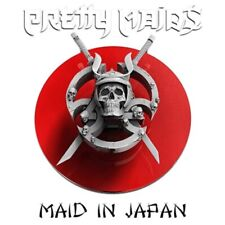 Maid In Japan Future World Live 30 Anniversary CDDVD CD DVD Pretty Maids