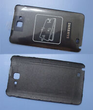 Original Black Battery Door Back Cover 4 Samsung Galaxy Note N7000(standard Ver)
