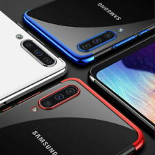 For Samsung Galaxy A10 A20E A70 A40 A50 Case Cover Shockproof Silicone Gel Case