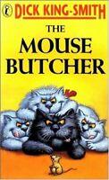 El Ratón Butcher (Puffin Books) Por Dick King-Smith, Rústica Libro Usado, Good