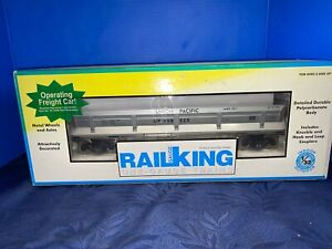 MTH 70-79009 One Gauge Operating Dump Car Union Pacific No. 908028