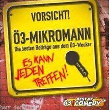 CD Ö3-MIKROMANN, Die besten Beiträge aus dem Ö3-Wecker