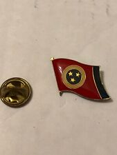 Vintage Tennessee State Flag Pin