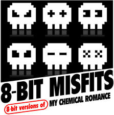 8-Bit Misfits - 8-Bit Versions of My Chemical Romance [New CD] Manufactured On D