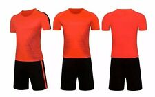 10 CUSTOM MADE SOCCER UNIFORM SETS JERSEYS AND SHORTS – Custom Logo Colors Theme