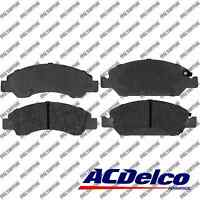 Replacement Front Disc Brake Pad Ceramic Pads Set For Cadillac Chevrolet GMC