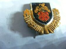 PACKARD car,very old Tinplate/Tinlitho  Pin Badge, prob.1950s(B).