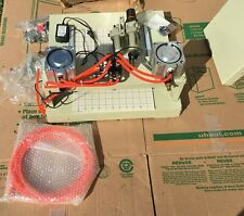 Chandler Cm1200A Pneumatic Swatch high volume cutter machine
