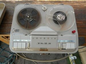 Vintage Grundig TK23 Reel To Reel Recorder Player