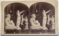 Centennial Fotografica Philadelphia 1876 USA Italia N3 Stereo Vintage Albumina