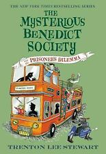 Mysterious Benedict Society & the Prisoner's Dilemma c2010 NEW Paperback