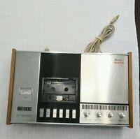 Rare Vintage Electronics NORELCO 2401 Automatic Cassette Changer Parts  Restore