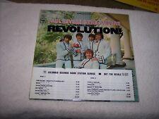 LP<<PAUL REVERE & THE RAIDERS featuring MARK LINDSEY<<REVOLUTION!   **NM VINYL**
